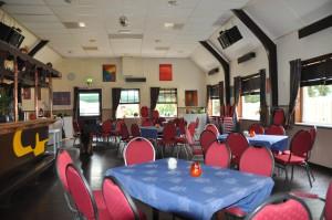 Zaal van Café de Wippert